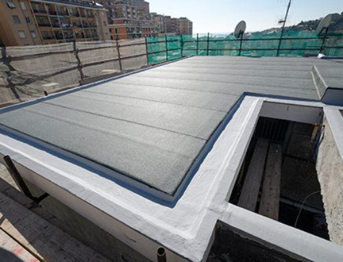 Sistemas de impermeabilización de cubiertas