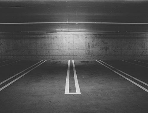 Soluciones de pintura para garajes y parkings