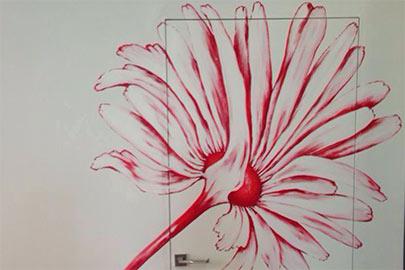 Por qué deberías apostar por los murales de pared pintados a mano