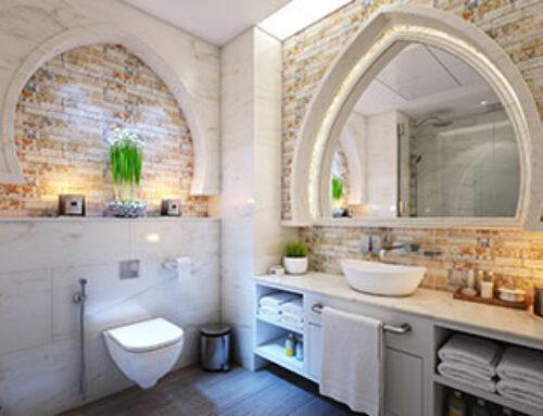 ¿Qué material utilizar para las paredes en la reforma de un baño?