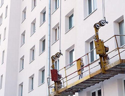 Recubrimientos monocapa para fachadas